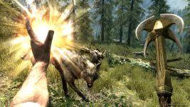Mit Magie gegen Wölfe