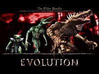 Evolution: Daedroth